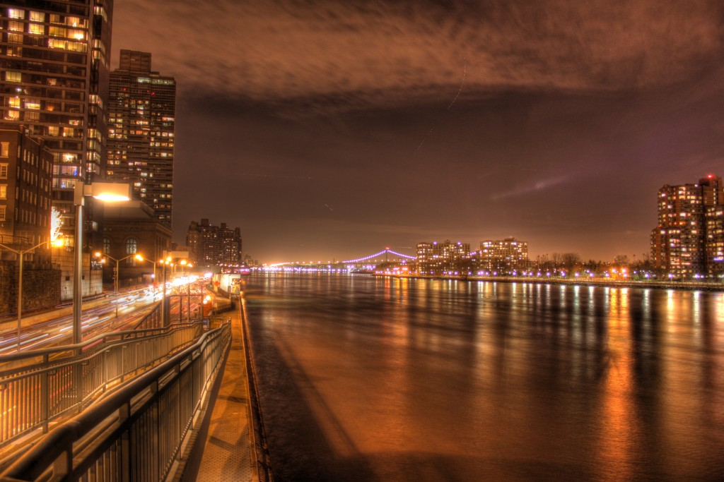 East River