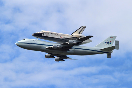 Goodbye, Shuttle