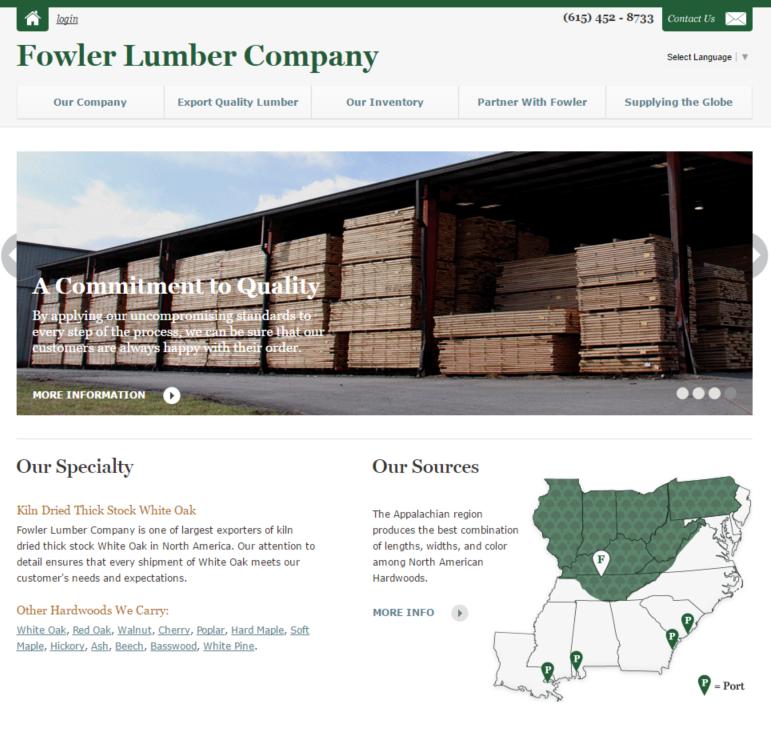 Fowler Lumber